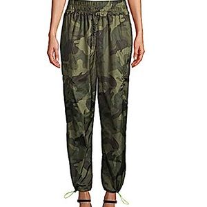 No Boundaries Camouflage Joggers